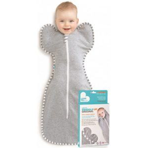 Love To Dream Swaddle Up Grey Small 3-6 kg