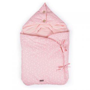 Glorious Lou babynestje Pink Confetti