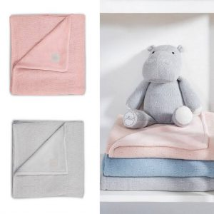 Jollein Teddy deken Soft Knit
