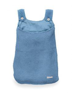 Boxzak heavy knit bleu