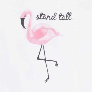 Romper Flamingo