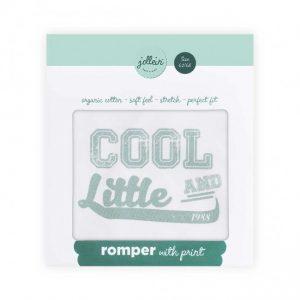 Romper Jollein Cool Little
