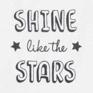 Romper Shine like the stars