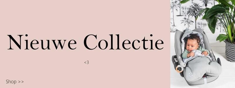 Baby artikelen nieuwe collectie
