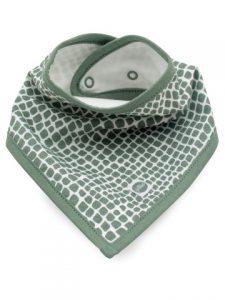 Bandana slab snake green 2pack
