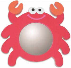 Foam spiegel - kind veilig